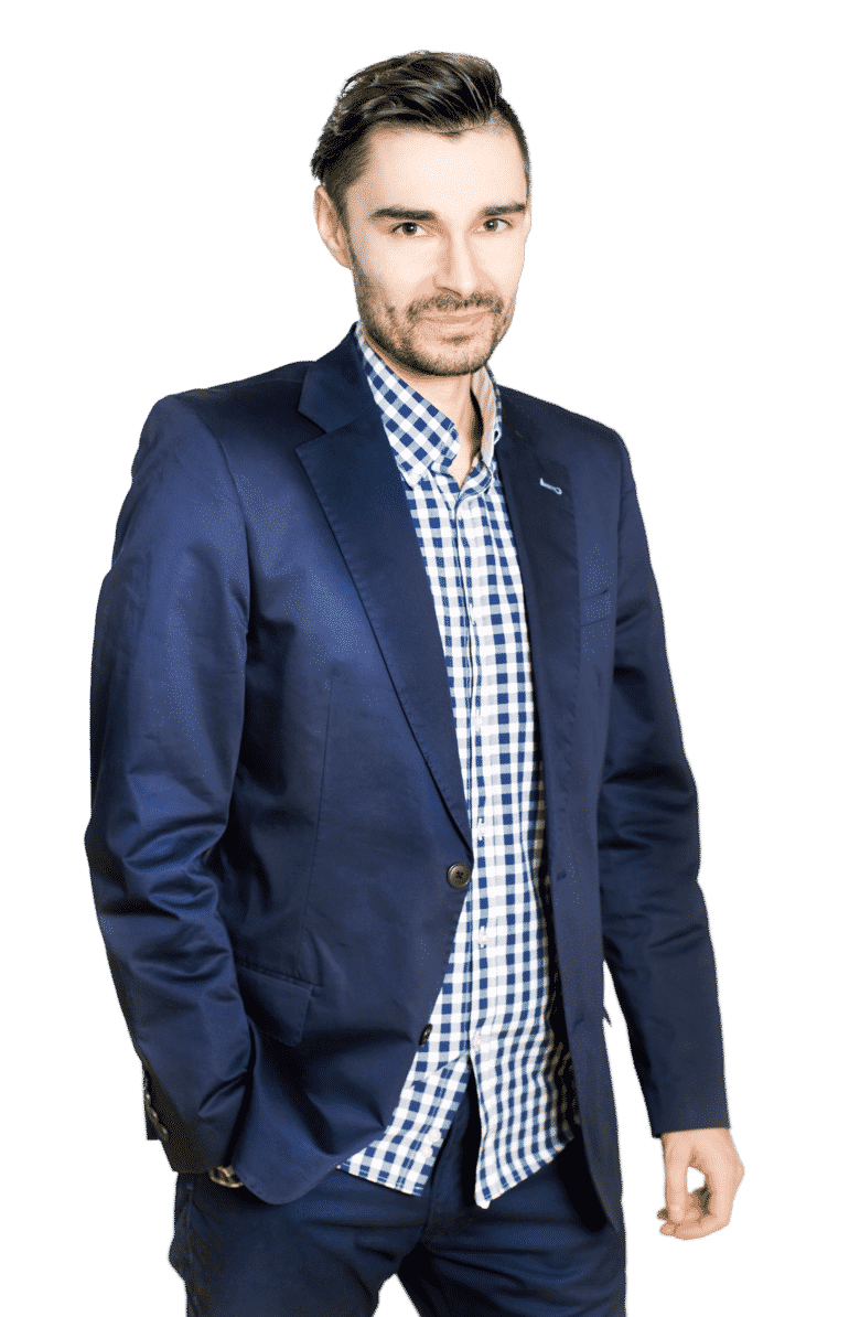 Filip Nocny - Copywriter, Content Manager, Strateg komunikacji, trener