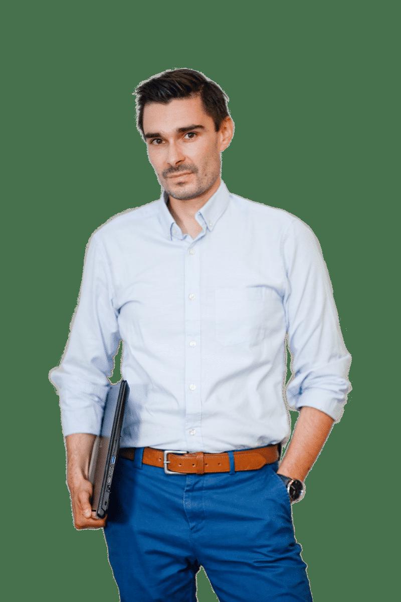 Filip Nocny - kreatywny Copywriter | SEO & Content Manager